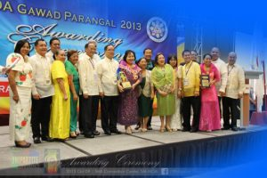 Gaward Parangal Awarding Ceremony 2013